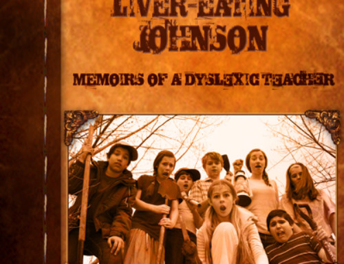 "What my new book, ""The Committee for the Reburial of Liver-eating Johnston"" is about? – Entry #222"