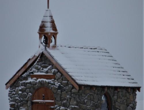 A Prayer Chapel for Timber Butte Homestead