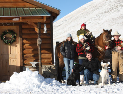 Merry Christmas from Timber Butte Homestead – Entry #142