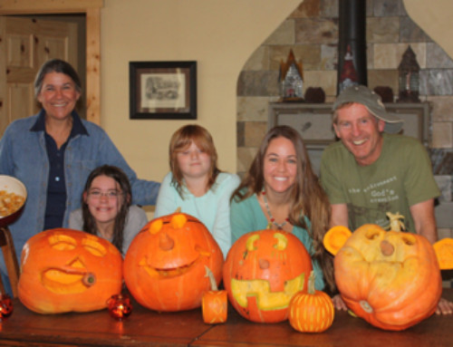 A grand Jack-O-lantern carving party – Entry #126