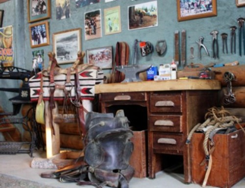 A Saddle shop in the Barn – Entry #210